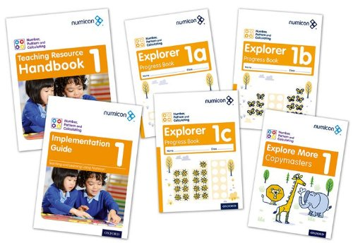 Download Numicon: Number, Pattern and Calculating 1 Easy Buy Pack PDF