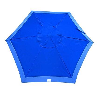 37761c9c5a Shadezilla 7 Foot Deluxe Beach/Patio Umbrella UPF100 - Market Style