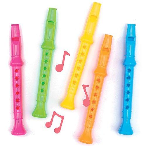 16 opinioni per Flauti Variopinti Perfetti da Regalare alle Feste dei Bambini per Giocarci