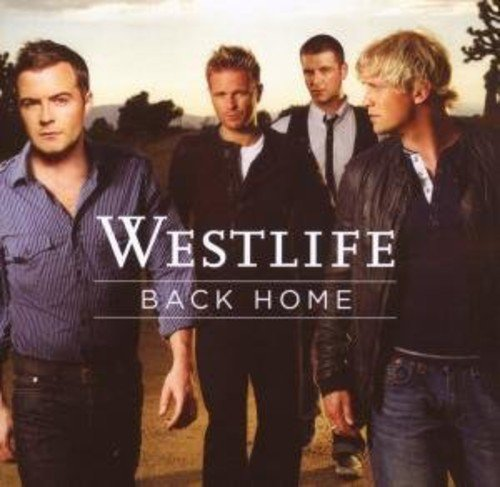 Westlife - Back Home (United Kingdom - Import)