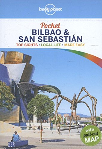 Lonely Planet Pocket Bilbao Sebastian