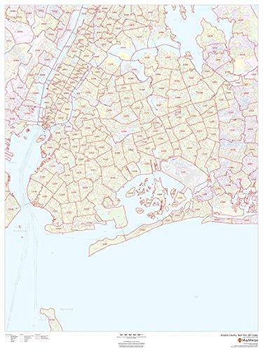 Queens County, New York Zip Codes - 36
