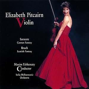 Elizabeth Pitcairn: Carmen Fantasy & Scottish Fantasy
