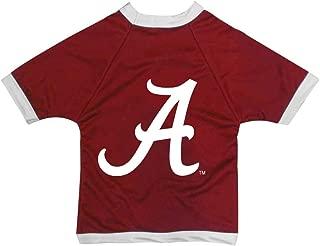 product image for NCAA Alabama Crimson Tide Athletic Mesh Dog Jersey