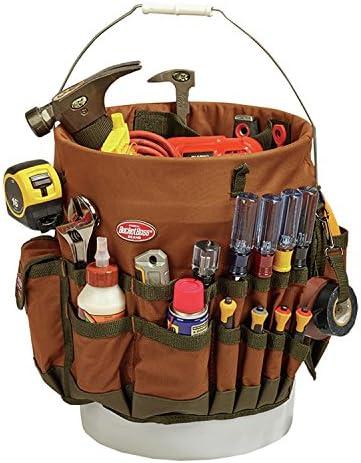 Bucket Boss バケッター30 工具収納用バケツカバー バケットポケット