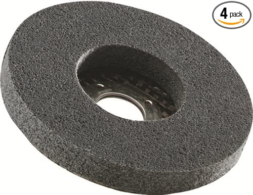 Standard Abrasives S//C Unitized Wheel 890194 632 12 in x 1//4 in x 1-1//4 in 10 Units