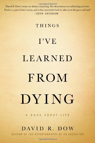 Download Things I've Learned from Dying: A Book About Life pdf