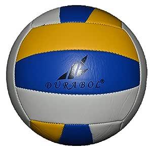 Durabol Balón de voleibol color Azul,Amarillo,Blanco Volly Ball DB ...