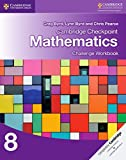 img - for Cambridge Checkpoint Mathematics Challenge Workbook 8 book / textbook / text book