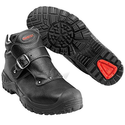 Mascot f0072–911–09–1148dimensioni W11/48Boro Stivali di sicurezza, colore: nero