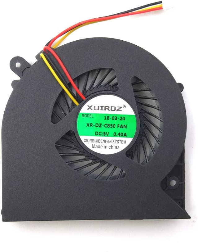 Lph Replacement CPU /& GPU Fan for Toshiba Satellite S55T-B S55T-B5150 S55T-B5152 S55T-B5233 S55T-B5260 S55T-B5273NR S55T-B5282 S55T-B5335