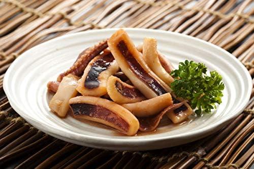 石川県いか釣生産直販協同組合 レンジで簡単 能登産いかバター醤油焼き 100g