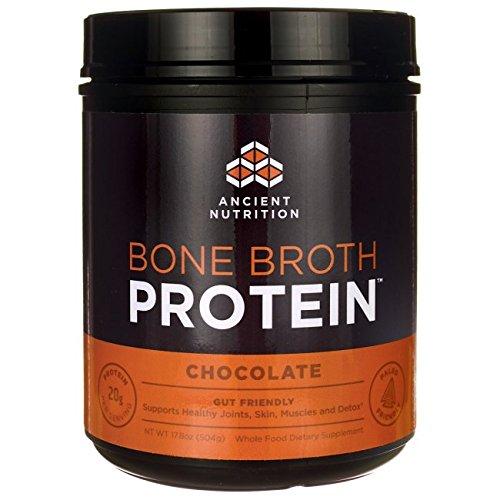 Ancient Nutrition - 骨スープ タンパク質チョコレート - 17.8ポンド B01DOE78PI   17.80 oz.