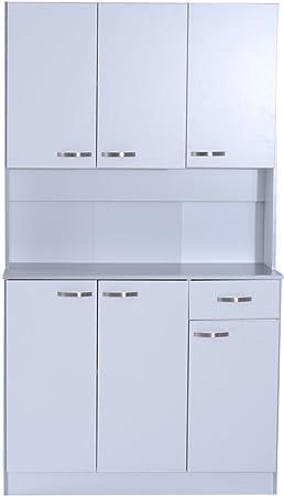 Mueble de Comedor Organizador de Mesa de Armario de Cocina para ...