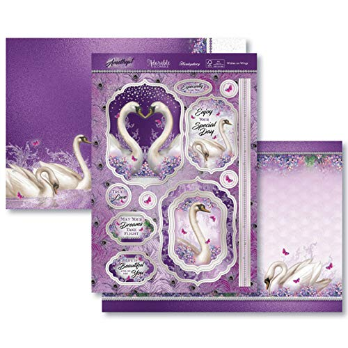 Amethyst Dreams Luxury Topper Collection by Hunkydory (Image #2)
