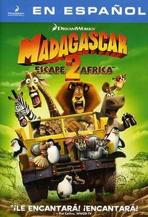 Amazon com: Madagascar: Escape 2 Africa (Spanish Edition): Ben