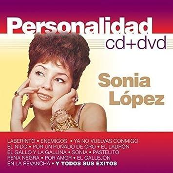 Sonia Lopez Personalidad By Sonia Lopez Amazoncom Music
