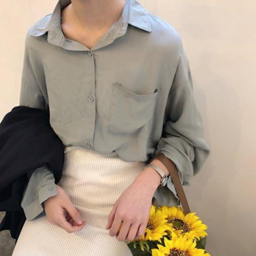 XXIN /Suelto Sunscreen Camiseta Chica Camisa Abierta Chaqueta ...
