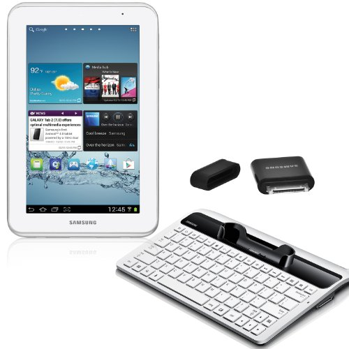 Samsung Galaxy 7 Inch Student White
