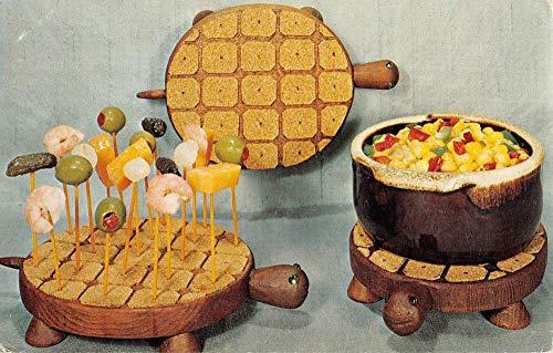 (Des Moines Iowa Turtle Trivet Advertisement Vintage Postcard KA688446)