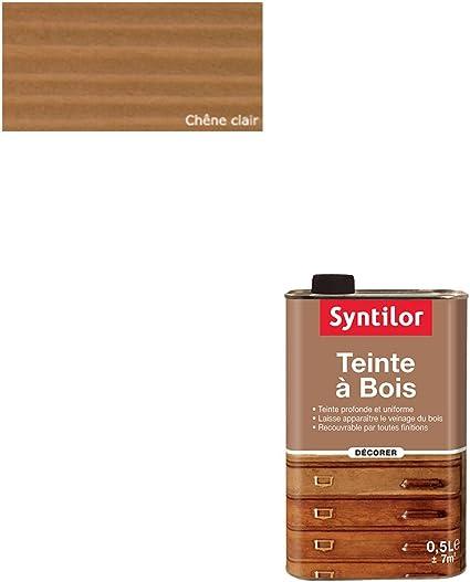 syntilor 02931011 tintado, para madera, roble claro