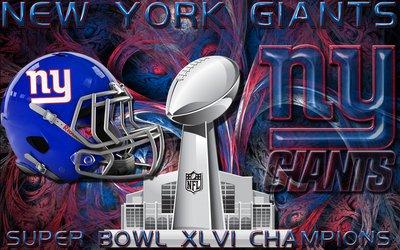 New York Giants Giants 24X36 Banner Poster RARE #RWF327464 ()