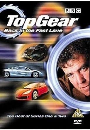 Top Gear - Back In The Fast Lane [Reino Unido] [DVD]: Amazon.es: Jeremy Clarkson, Richard Hammond, James May, Jeremy Clarkson, Richard Hammond: Cine y Series TV