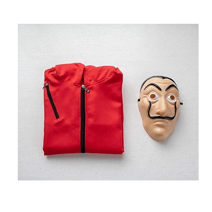 Amazon.com: Caliente la casa de papel Custome y Salvador ...