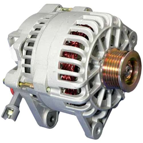 DB Electrical AFD0082 Alternator (For Ford Escape 2.0L 01 02 03 04 & Mazda Tribute)