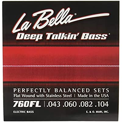 labella-760fl-flat-wound-bass-strings