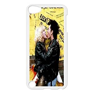 Bloomingbluerose Sex Pistols Ipod Touch 5 Cases Sex Pistols Sid And Nancy Punk, Girly Protective Sex Pistols, {White}