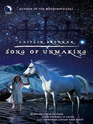 book cover of Song of Unmaking