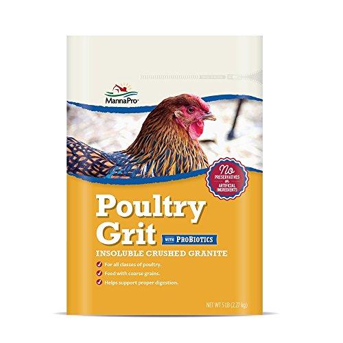 ultry Grit with Probiotics, 5 lb, Adult ()