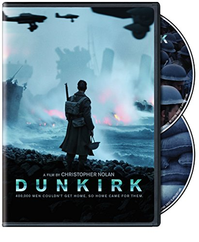 DVD : Dunkirk (Special Edition) (Special Edition, , Dubbed, Dolby, AC-3)