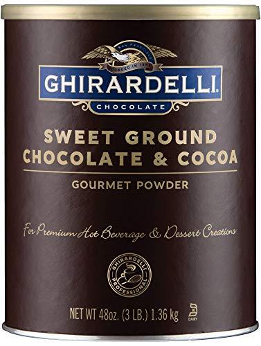 Ghirardelli Chocolate Sweet Ground