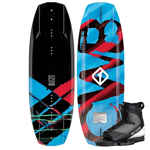 Connelly Surge 2017 Optima Wakeboard for Age (5-11), 125cm/Small/Medium