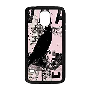 linJUN FENGBird Brand New Cover Case for SamSung Galaxy S5 I9600,diy case cover ygtg565995