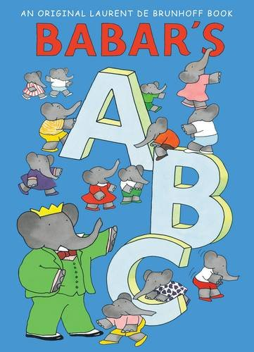 Read Online Babar's ABC pdf