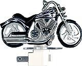 GE Motorcycle LED Night Light, Light Sensing, 10904