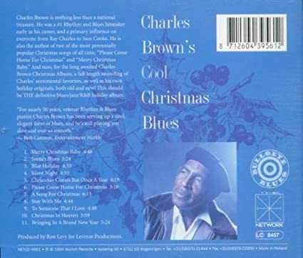 Cool Christmas Blues: Charles Brown: Amazon.ca: Music