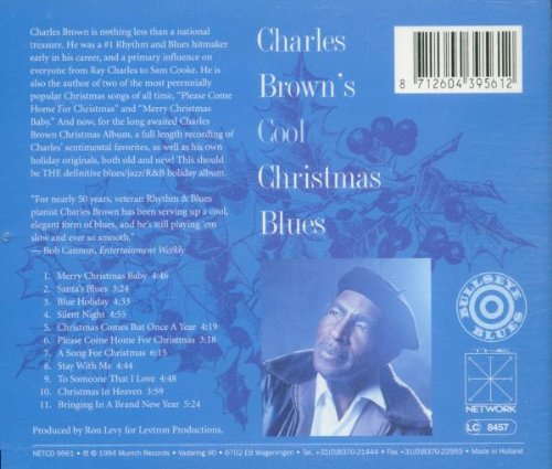 Charles Brown - Cool Christmas Blues - Amazon.com Music