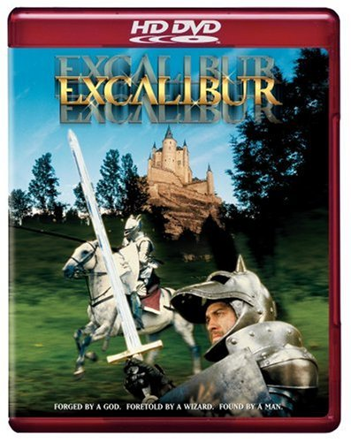 [Excalibur [HD DVD]] (Quest For The Holy Grail Costumes)