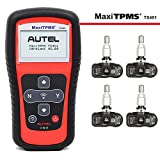 Autel MaxiTPMS TS401 TPMS Activation Tool Kit with MX-sensor Programming Service With 4 TPMS Sensors (315 MHz)