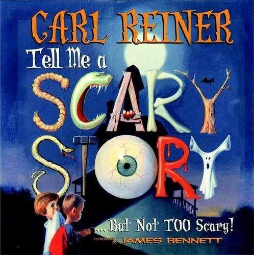 (Tell Me a Scary Story... But Not Too Scary! (Book & Audio)