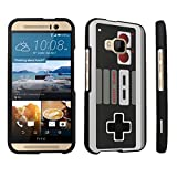DuroCase ® HTC One M9 (Released in 2015) Hard Case Black -