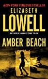 Amber Beach by Elizabeth Lowell front cover