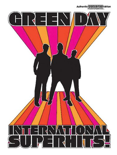 Read Online Green Day - International Superhits (Guitar Tab) pdf
