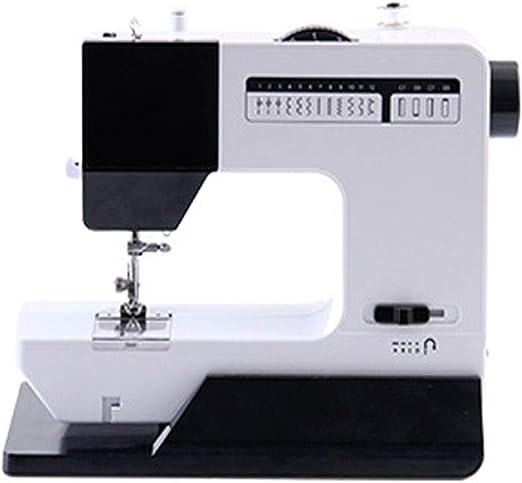 AILI Máquinas de Coser Máquina de Coser eléctrica multifunción con ...