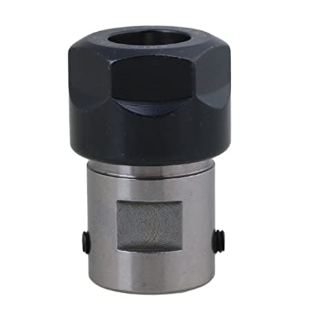 ER16 A Type 5mm Inner Chuck Motor Shaft Extension Rod for CNC Milling