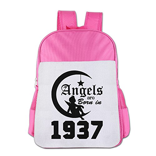 GABRIELA ROSALES Angels 1937 Elegant First Class Unisex Bag Children's Backpack Bag School Sport Bags Shoulder Backpacks Kids' Schoolbag Bags - With Foxwoods Kids